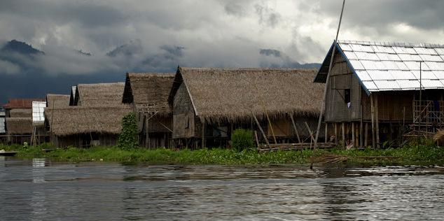 Wenecja Azji czyli Inle Lake