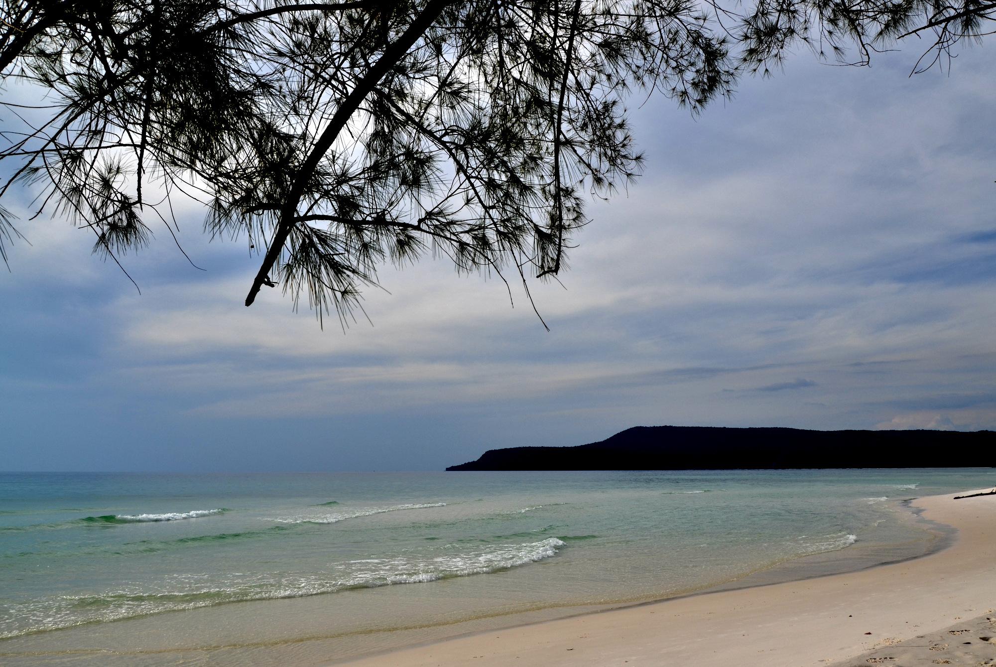 Koh Rong – bezludna wyspa (no prawie)