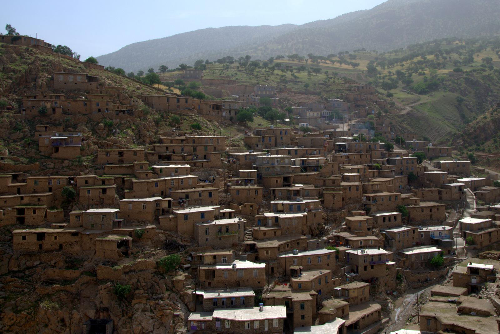Irański Kurdystan czyli gościnność ponad wszystko