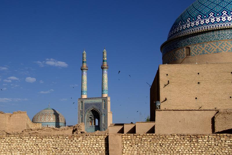 24 godziny w Yazd