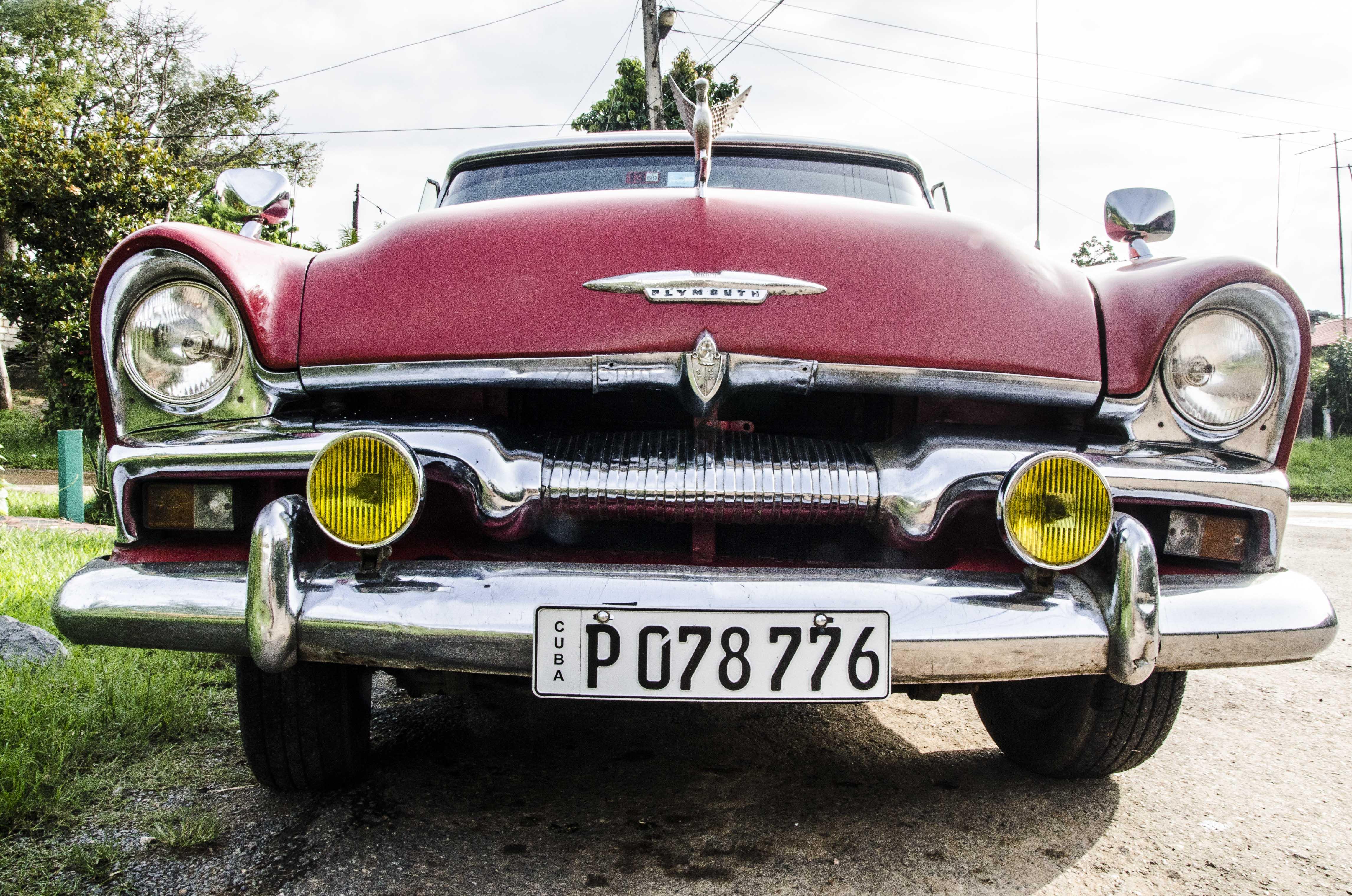 Perły kubańskiej motoryzacji