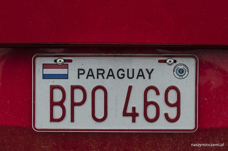 Paragwaj – informacje praktyczne
