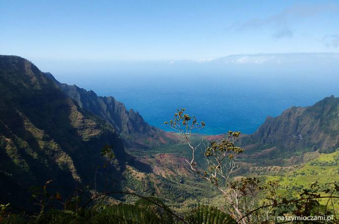 Kauai czyli dzika strona Hawajów
