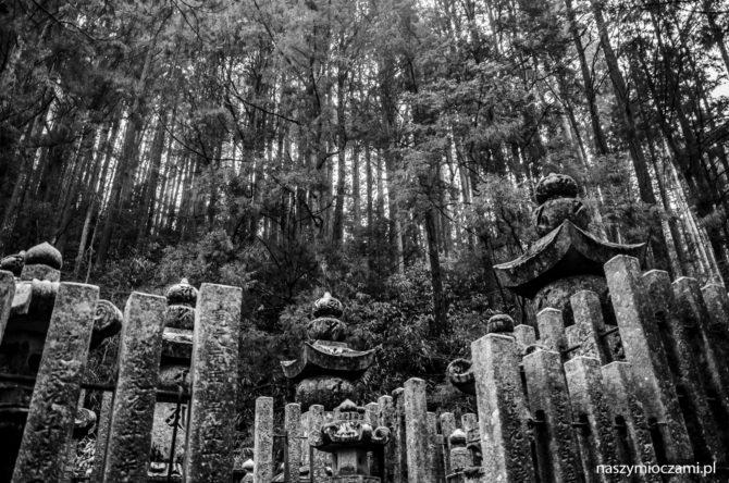 Japońskie opowieści cmentarne