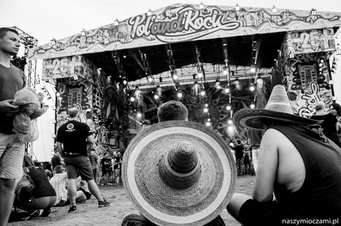 25 Pol'and'Rock Festival w Kostrzynie nad Odrą!